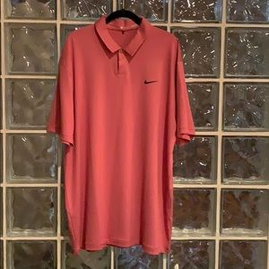Nike Tiger Woods Collection Dri-Fit XL Polo